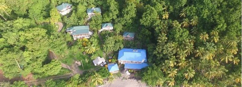Exclusive Beach Front Property For Sale in the Caribbean