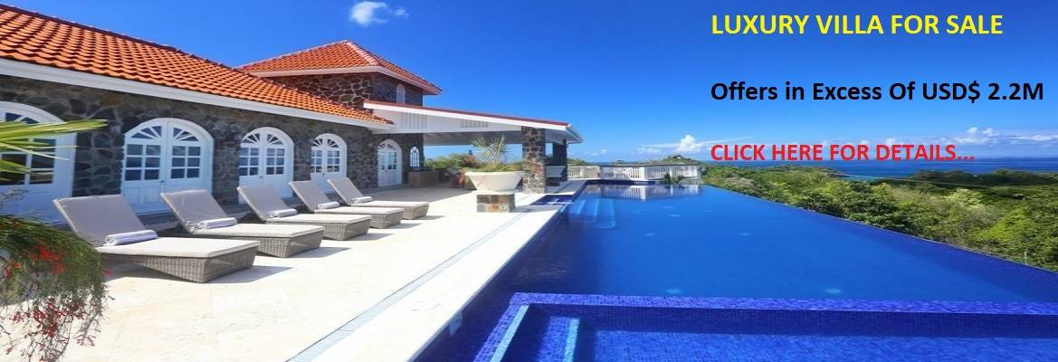 Villa Atlantis - Luxury Villa For Sale Saint Lucia