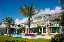 In the Bahamas, a Strong Market for New Luxury Homes
