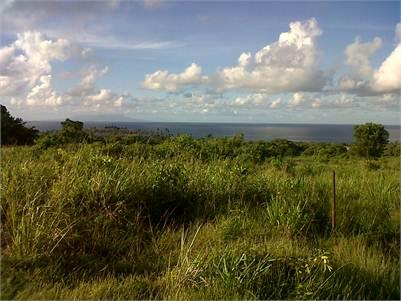 Land for Sale at La Fargue Choisuel St Lucia with Views of St Vincent
