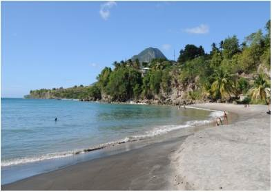Land for Sale in Choisuel St Lucia - 7 Acres