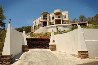 Villa For Sale at Cap Estate St Lucia - TANYRALLT   VILLA