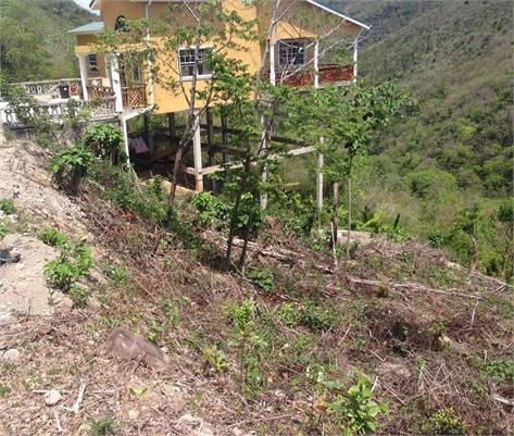 Land for Sale in Anse-La-Raye St Lucia