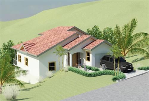 Emerald Vista St.Lucia: Property Concept C