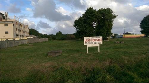 Commercial Lot for Sale near Hewanorra International Airport (UVF)
