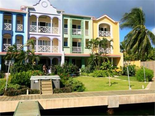 3 Bedroom Townhouse For Rent in Rodney Bay St Lucia
