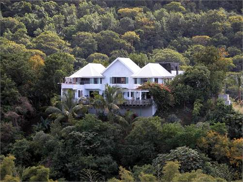 Villa Blue Maho For Sale at Marigot Bay St Lucia