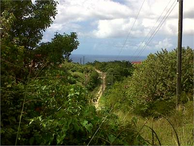 10380 sq ft of land for sale at massacre Anse-la-Raye St Lucia