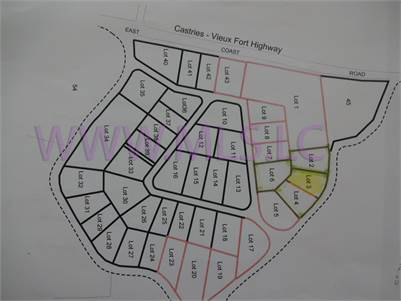 Land For Sale - 10,000 sqft lots of Prime Real Estate with Sea Views