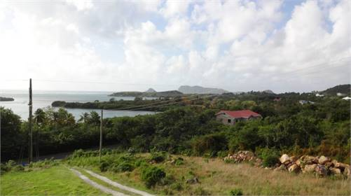 19 Lots for Sale at Savannes Bay Vieux-Fort