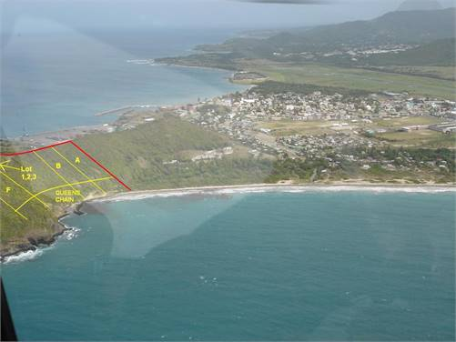 Land for Sale at Sandy Beach Vieux-Fort Saint Lucia