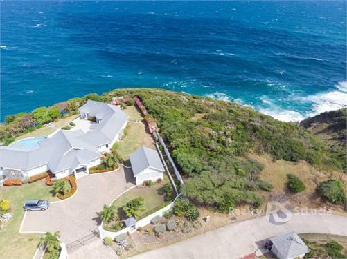 #2021 Amazing Dream Home Site For Sale at Cap Estate #SaintLucia   USD$1.1M