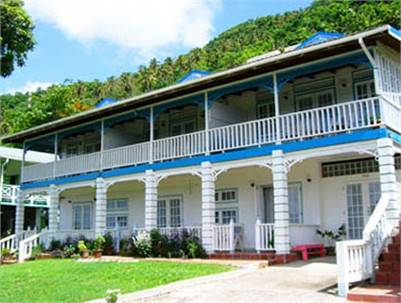 La Haut Hotel for Sale in St Lucia
