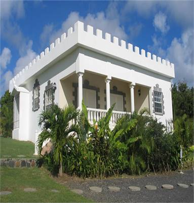 Villa for rent in Savannes Bay Vieux Fort: Castles in Paradise