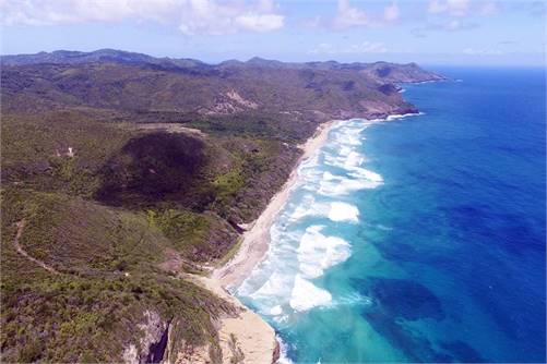 Grand Anse Estate For Sale   1600 Acres Undeveloped Land with beach Front