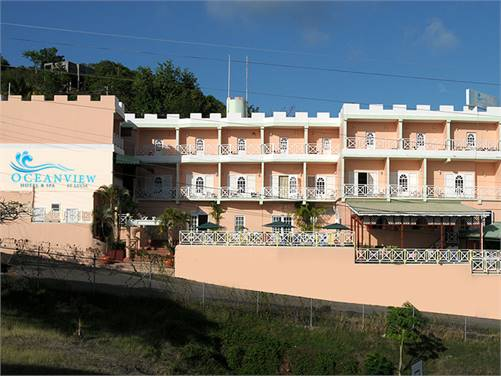 37 Room Hotel For Sale in St. Lucia – USD$ 450K