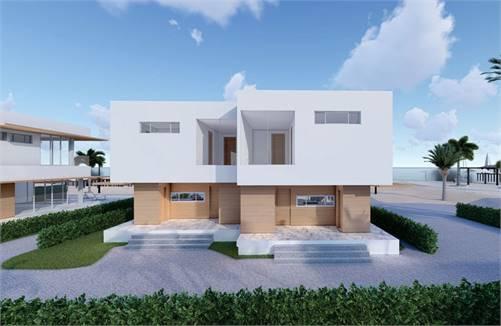 Hill side villa Ibiza, Pangea Beach Roatan