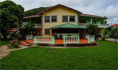 Mini hotel for sale in Vieux-Fort St Lucia - Hewanorra Gardens