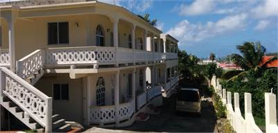 Commercial Property for Sale in Rodney Bay – Marina View Apartments
