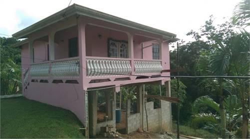 Three(3) bedroom house for sale in Anse La Raye