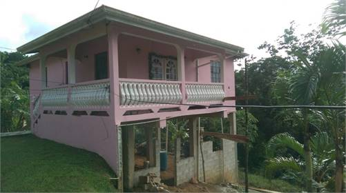 Three(3) bedroom house for sale in Anse La Raye