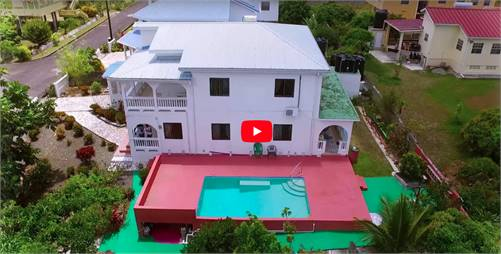 House For Sale at Black Bay Vieux-Fort Saint Lucia