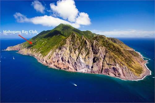 Saba Island: Mahogany Bay Club