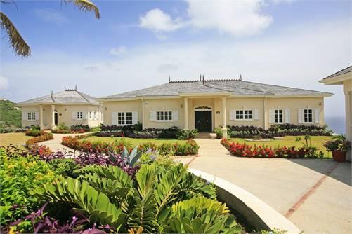 Cayman Villa at Cap Estate St Lucia