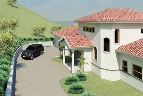 Emerald Vista St.Lucia: Property Concept B