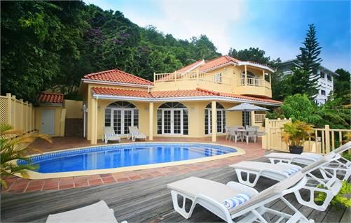 Mango Tree Villa - Luxury Villa at Gros-Islet Saint Lucia for Sale